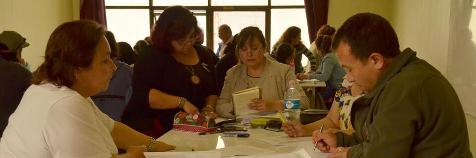 Profesores de Puchuncaví se capacitan en la UPLA