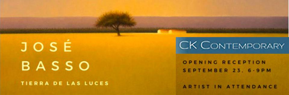 Exposición individual de José Basso se expondrá en Estados Unidos