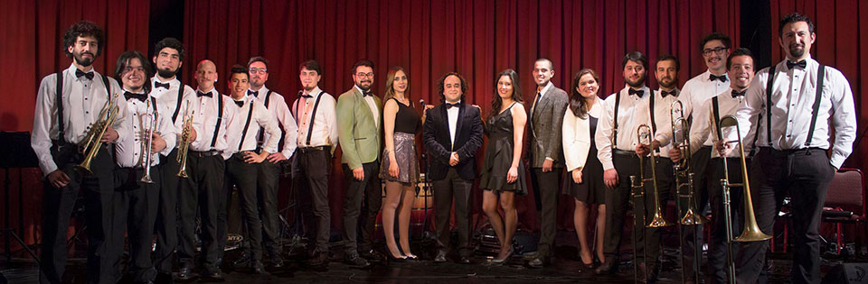 Big Band UPLA realizará gira por el sur de Chile