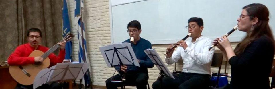 2º Encuentro de Flautas Dulces de Uruguay contó con representantes UPLA
