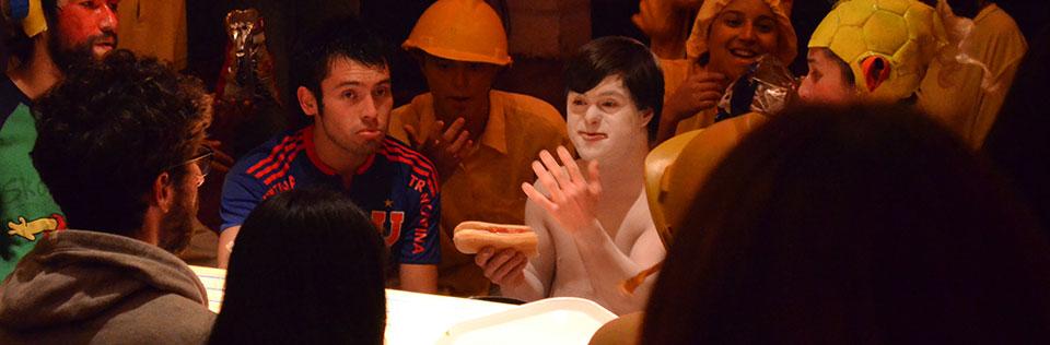 Obra de teatro que retrata el mundo interior de un joven Down llega la Sala UPLA