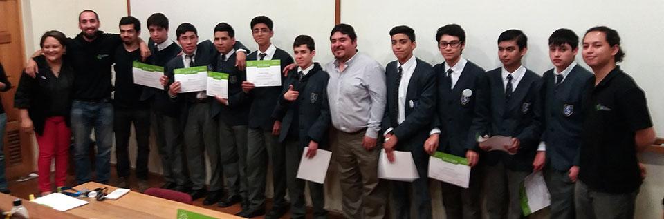 Proyecto de robótica liderado por docente UPLA ganó competencia organizada en la USM