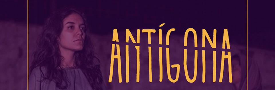 Antígona, el clásico del teatro griego llega a Sala UPLA