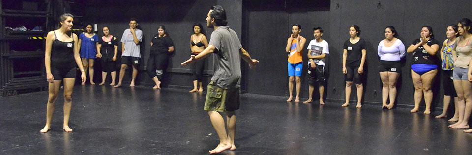 UPLA realizará proceso de selección de estudiantes para carrera de Teatro