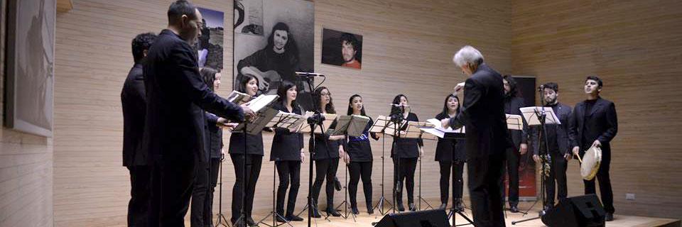 Conjunto de Madrigalistas se presentará en Palacio Rioja de Viña del Mar