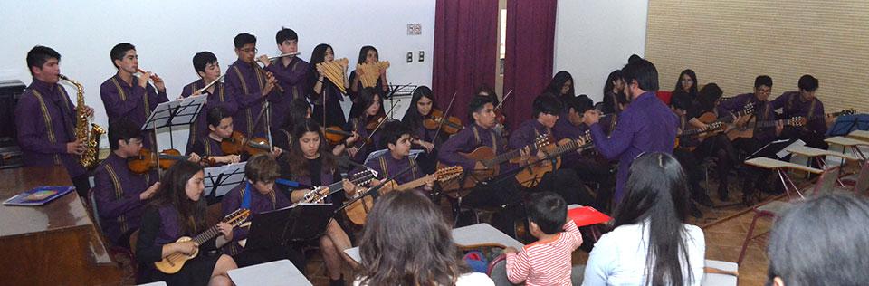 Orquestas de música latinoamericana dieron vida a 1er encuentro de la disciplina