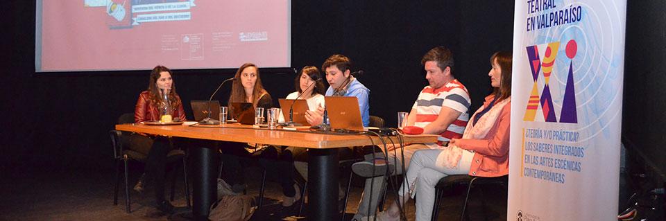 Artistas e investigadores coincidieron en XI Encuentro Teatral desarrollado en la UPLA