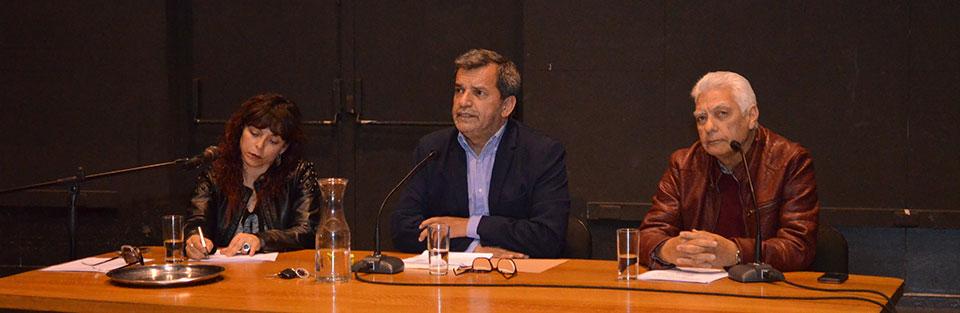 Facultad de Arte: Candidatos a decano presentan sus propuestas en Sala UPLA