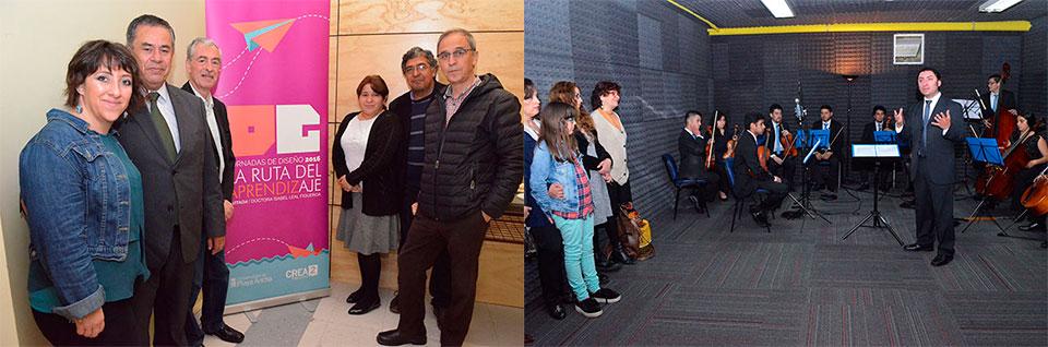 Facultad de Arte habilita dos nuevos espacios para la formación académica
