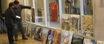 """Quinta versión de """"Arte In Situ"""" reunió a más de 80 pintores en el PCdV"""