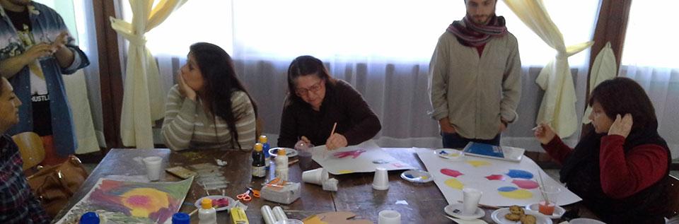 Estudiantes UPLA capacitaron a educadores (as) de Aldea Infantil S.O.S de Quilpué