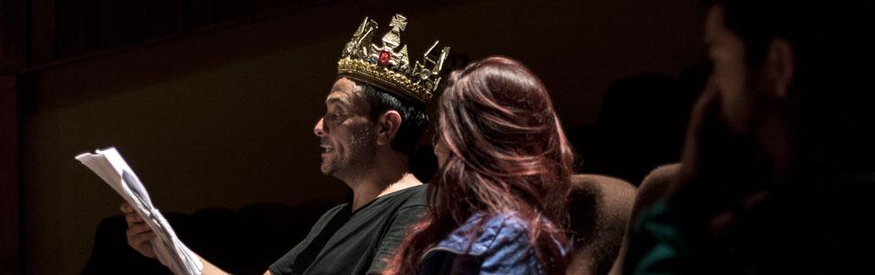 Sala UPLA comienza sexta temporada con obra inspirada en Shakespeare