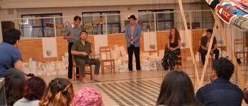 """Propuesta definida como """"el Yoga del actor"""" se presentará en Centex Valparaíso"""