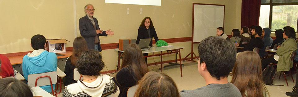 Facultad de Arte recibió a más de 200 nuevos estudiantes de pregrado