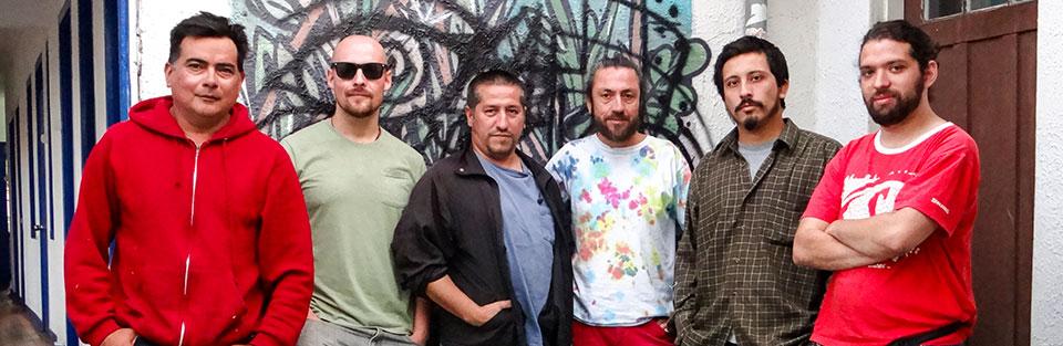 Artistas UPLA y del Bellas Artes exhibirán pinturas en Sala Juan de Saavedra de Valparaíso