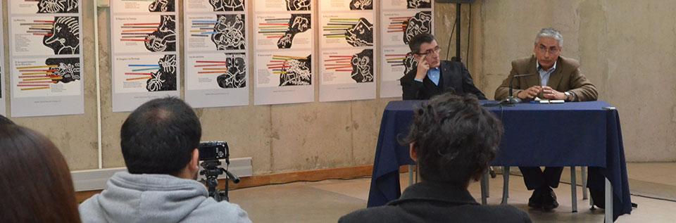 Propuesta que rescata fábulas de Daniel Barros Grez se exhibe en Biblioteca UPLA
