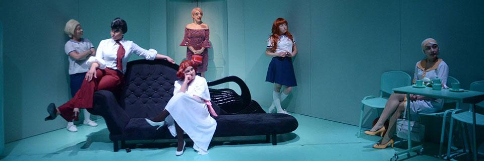 """Sala UPLA celebra Día Nacional del Teatro con la obra """"Sentimientos"""""""