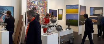 Obras de José Basso se expusieron en Feria de Arte en Estados Unidos
