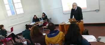 Carreras de la Facultad de Arte participaron en Talleres de Evaluación Curricular