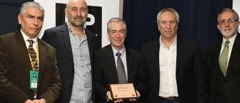 Argentina: Exacadémico UPLA recibió premio latinoamericano de diseño 2018