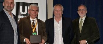 Académico UPLA pasó a integrar comité de honor de congreso latinoamericano