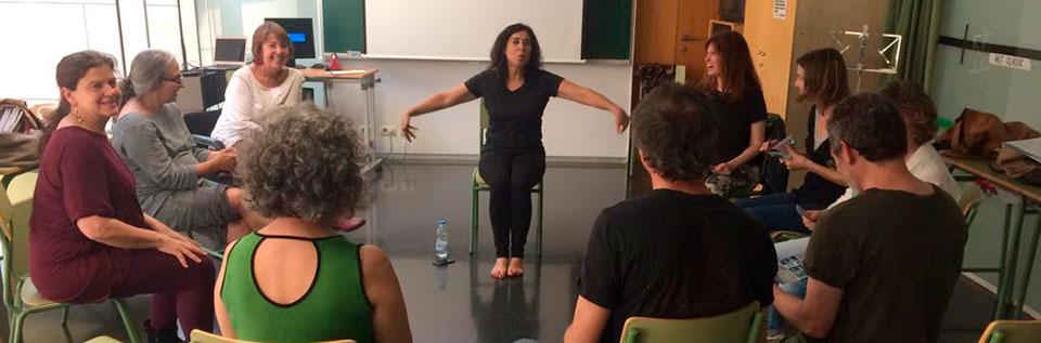 Solange Durán expuso método Alba Emoting en Estados Unidos y España