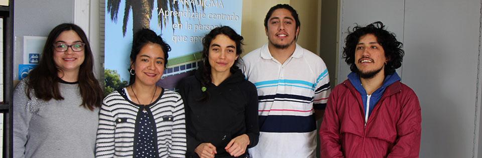 Estudiantes UPLA realizan intervención escolar en colegios de Rapel y Playa Ancha