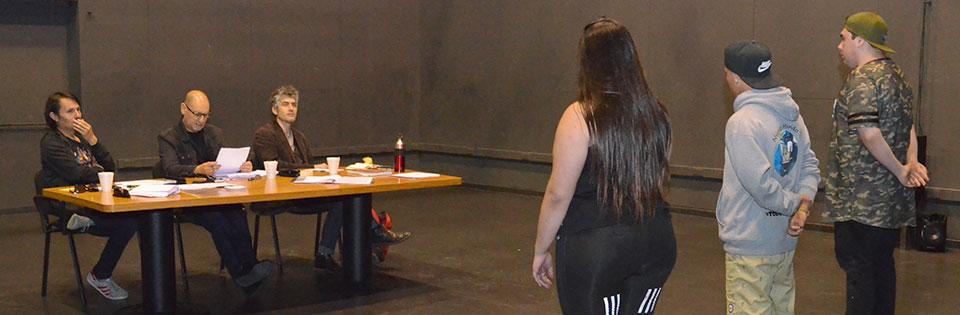Segundo llamado para rendir Prueba Especial de Teatro en la UPLA