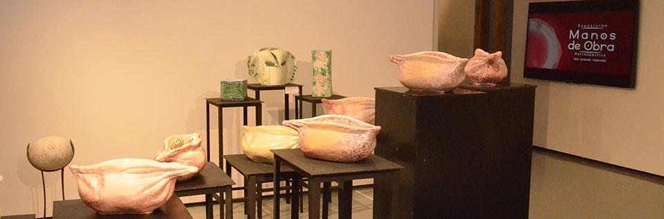 Retrospectiva de Ruth Santander se inauguró en Palacio Rioja de Viña del Mar