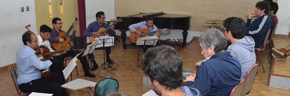 Tras un año de receso Guitárregas vuelve a los conciertos