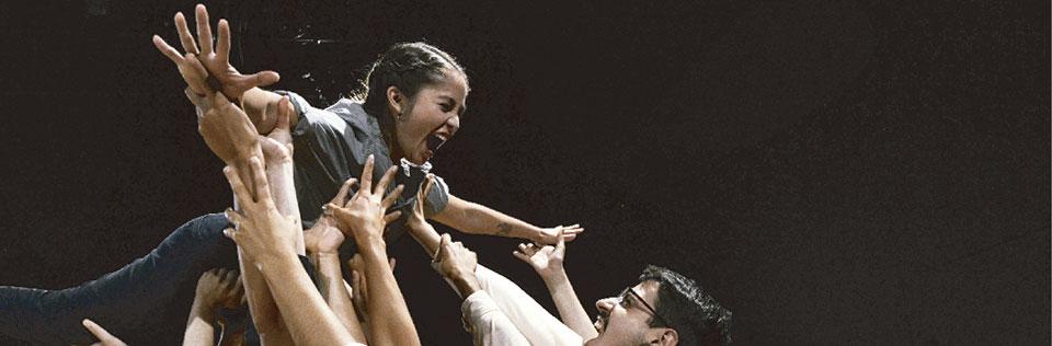 Con estreno de > partirá nueva temporada teatral en Sala UPLA