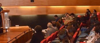Facultad de Arte realizó acto de bienvenida a nuevos estudiantes
