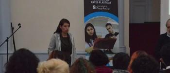 Seminario de formulación de proyectos en educación artística se realizó en la UPLA
