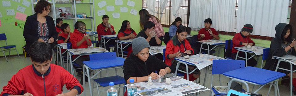 Con diversas actividades Facultad de Arte UPLA celebró Semana de la Educación Artística