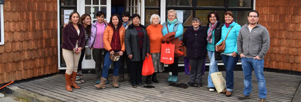 Académicos UPLA imparten talleres en Región de Aysén