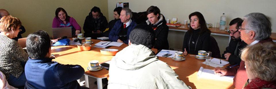 Directores de Educación Musical de universidades del CRUCH se reunieron en la UPLA