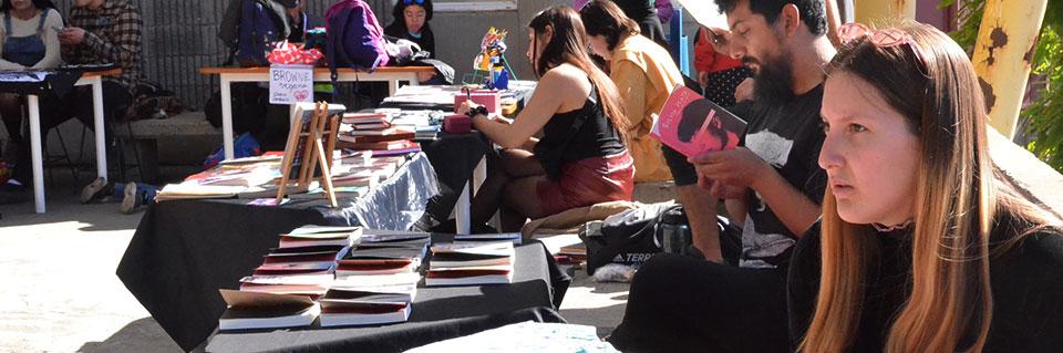 Festival Amalgama convocó en la UPLA a diversos representantes del arte