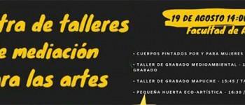 Estudiantes de Artes Plásticas realizarán talleres abiertos a la comunidad UPLA