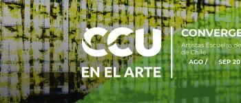 Artista formado en la UPLA integra muestra colectiva en Sala de Arte CCU