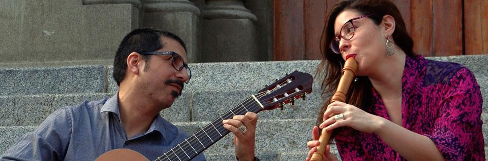Músico UPLA Daniel Díaz prepara conciertos en Valparaíso y Mendoza