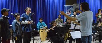 Talleres multidisciplinarios dan vida a escuela de música popular en la UPLA