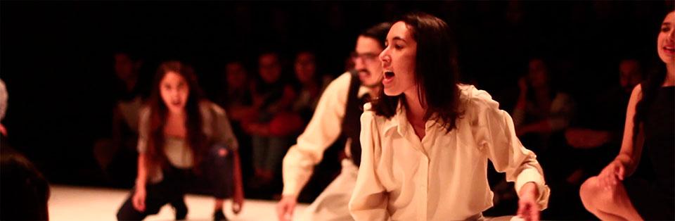 Sátira teatral de artistas UPLA fue seleccionada en el IX Festival Santiago OFF
