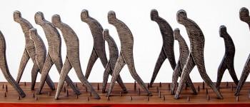 Esculturas de Pablo Villegas llegan al Parque Cultural de Valparaíso