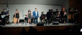 Big Band UPLA presentó vasto repertorio en Universidad del Bío-Bío