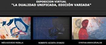 Galería Crearte UPLA inaugura muestra virtual en honor a Víctor Maturana
