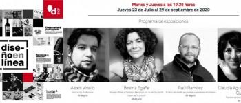Carrera de Diseño UPLA lanza seminario online con invitados de vasta trayectoria