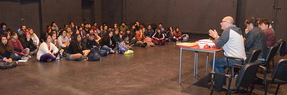 Teatro UPLA realizará propedéutico virtual para secundarios