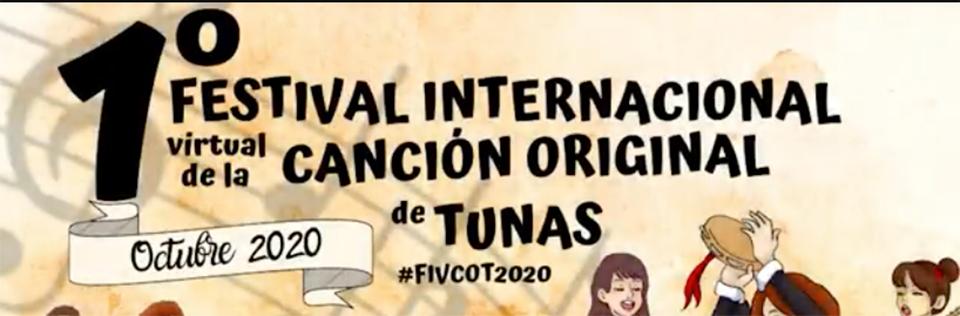 Tunas de siete países darán vida a Festival Internacional Virtual de la Canción Original