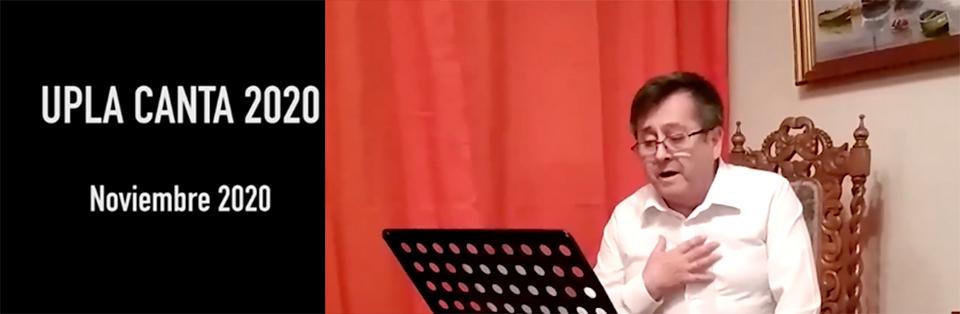 """""""UPLA Canta"""" 2020 vivió su gala en versión virtual"""