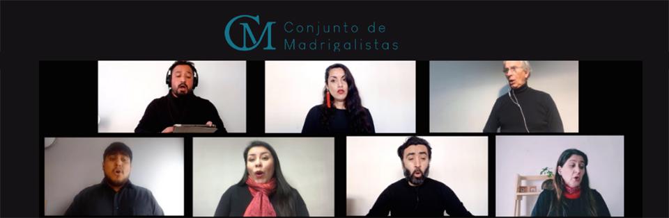 Conjunto de Madrigalistas prepara conciertos financiados por el Fondo de la Música